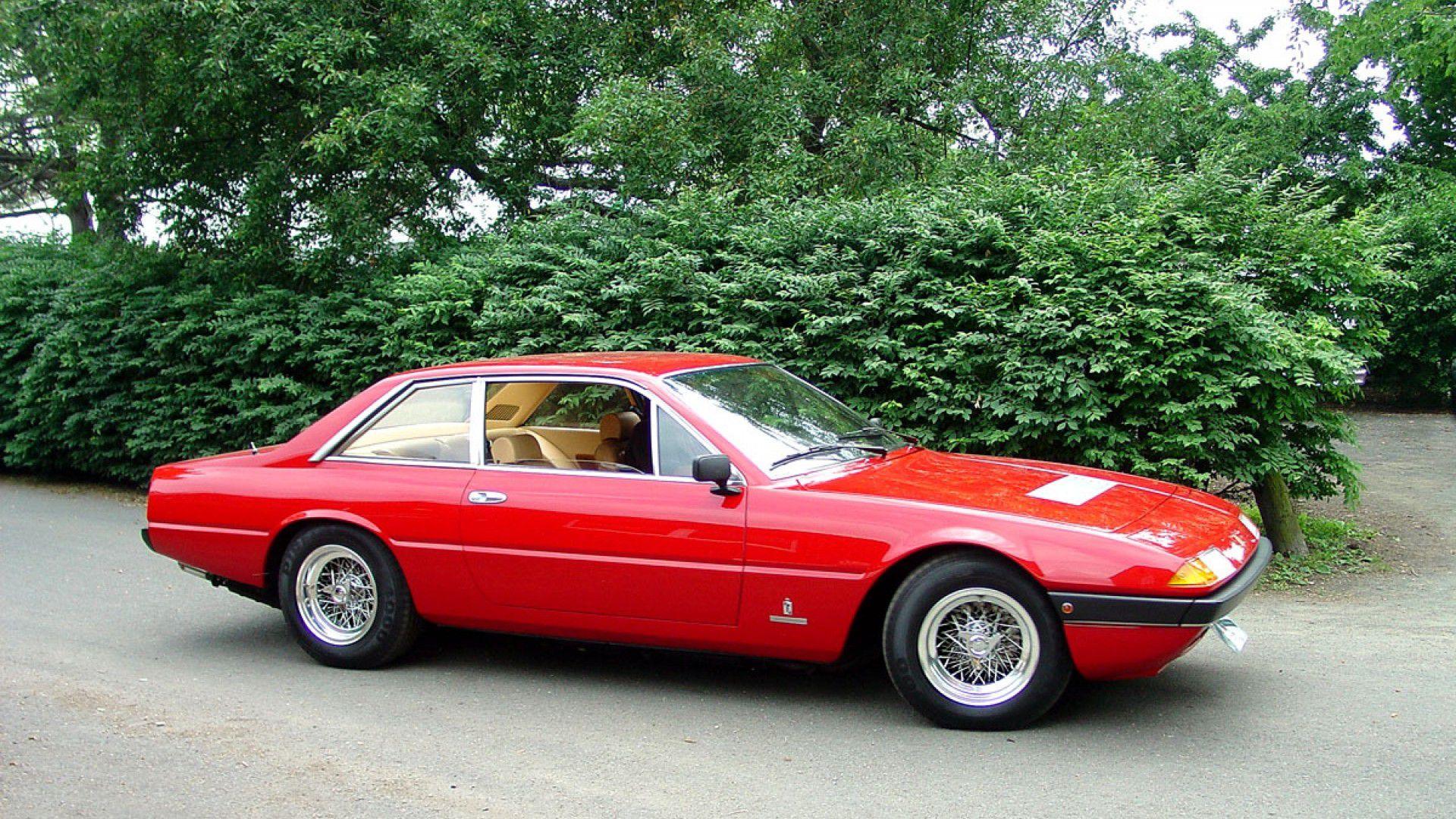 Ferrari 400i 187 Definitive List Cars