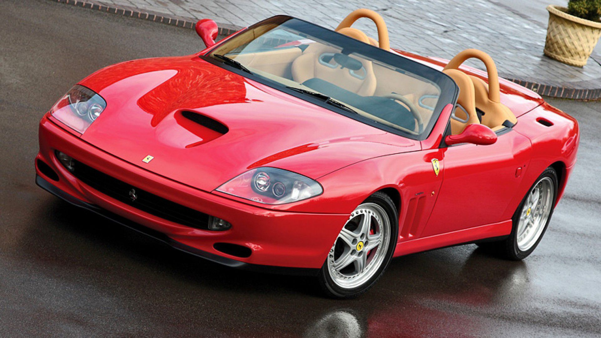 Ferrari 550 Barchetta 187 Definitive List Cars