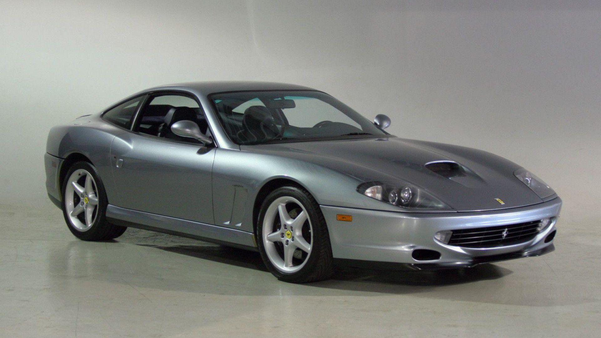 Ferrari 550 Maranello 187 Definitive List Cars