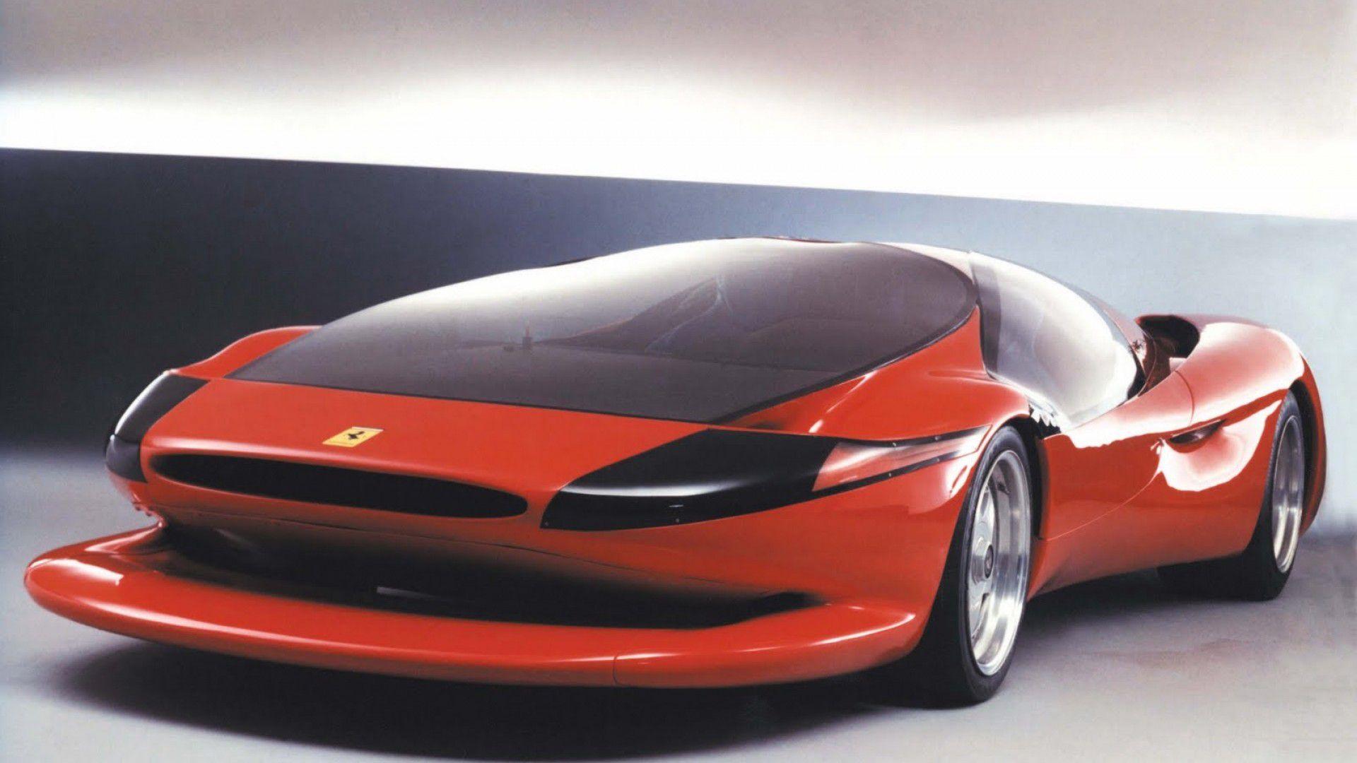 Ferrari Colani Testa d'Oro