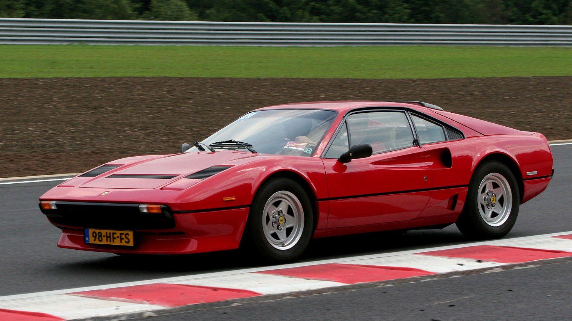 Ferrari GTB/GTS Turbo
