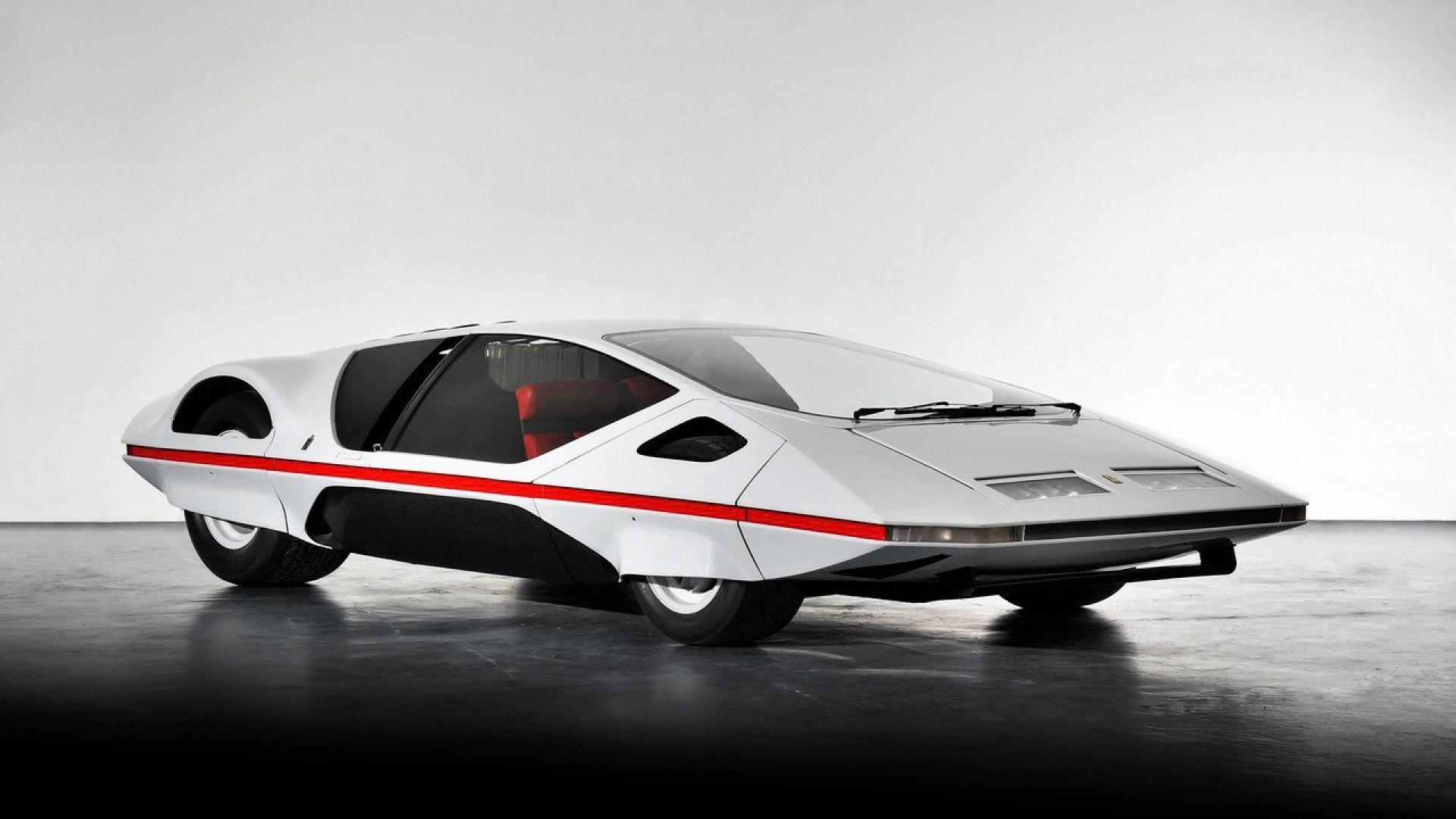 Ferrari Modulo 512