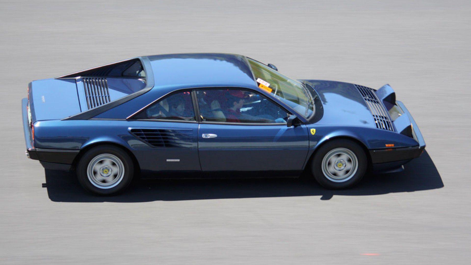 Ferrari Mondial QV (Quattrovalvole) Coupe