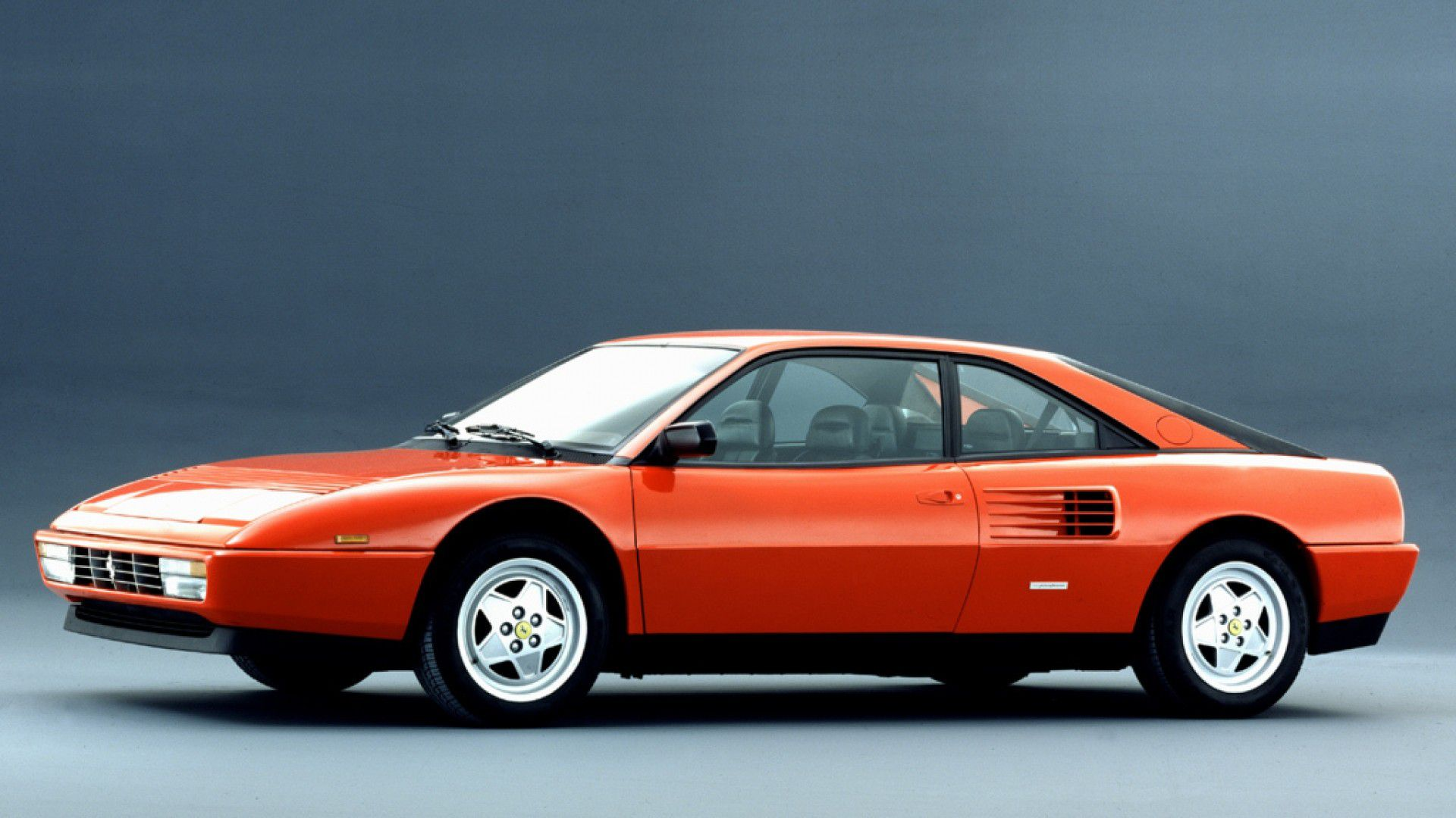 Ferrari Mondial T Coupe & Mondial T Cabriolet