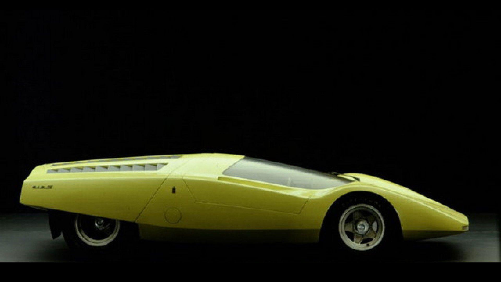 Ferrari Pininfarina 512S Berlinetta Speciale