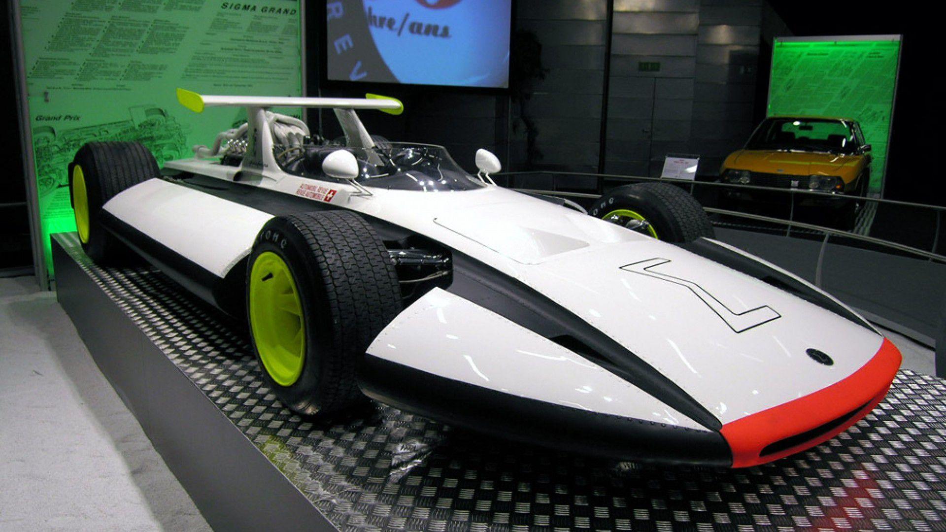 Ferrari Sigma Grand Prix