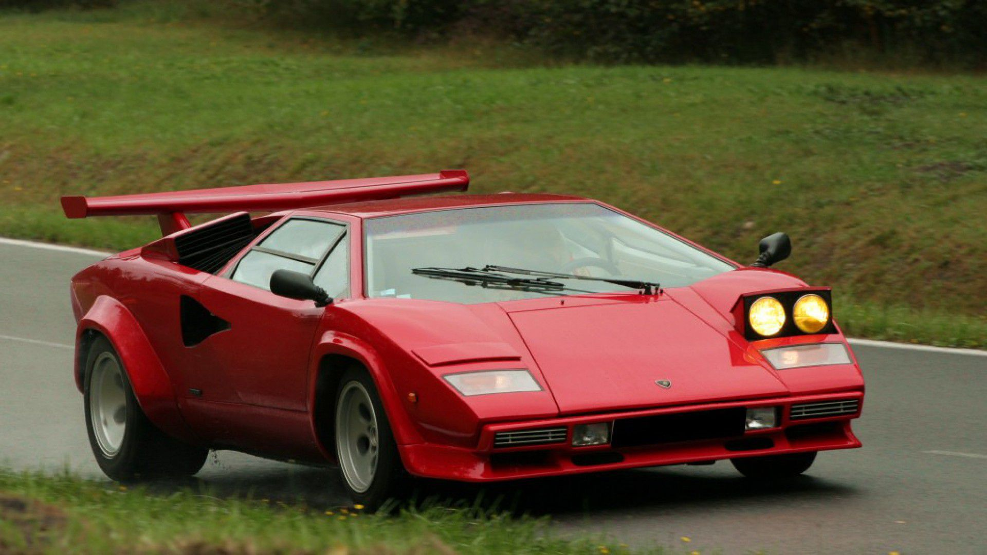Lamborghini Countach 187 Definitive List Cars