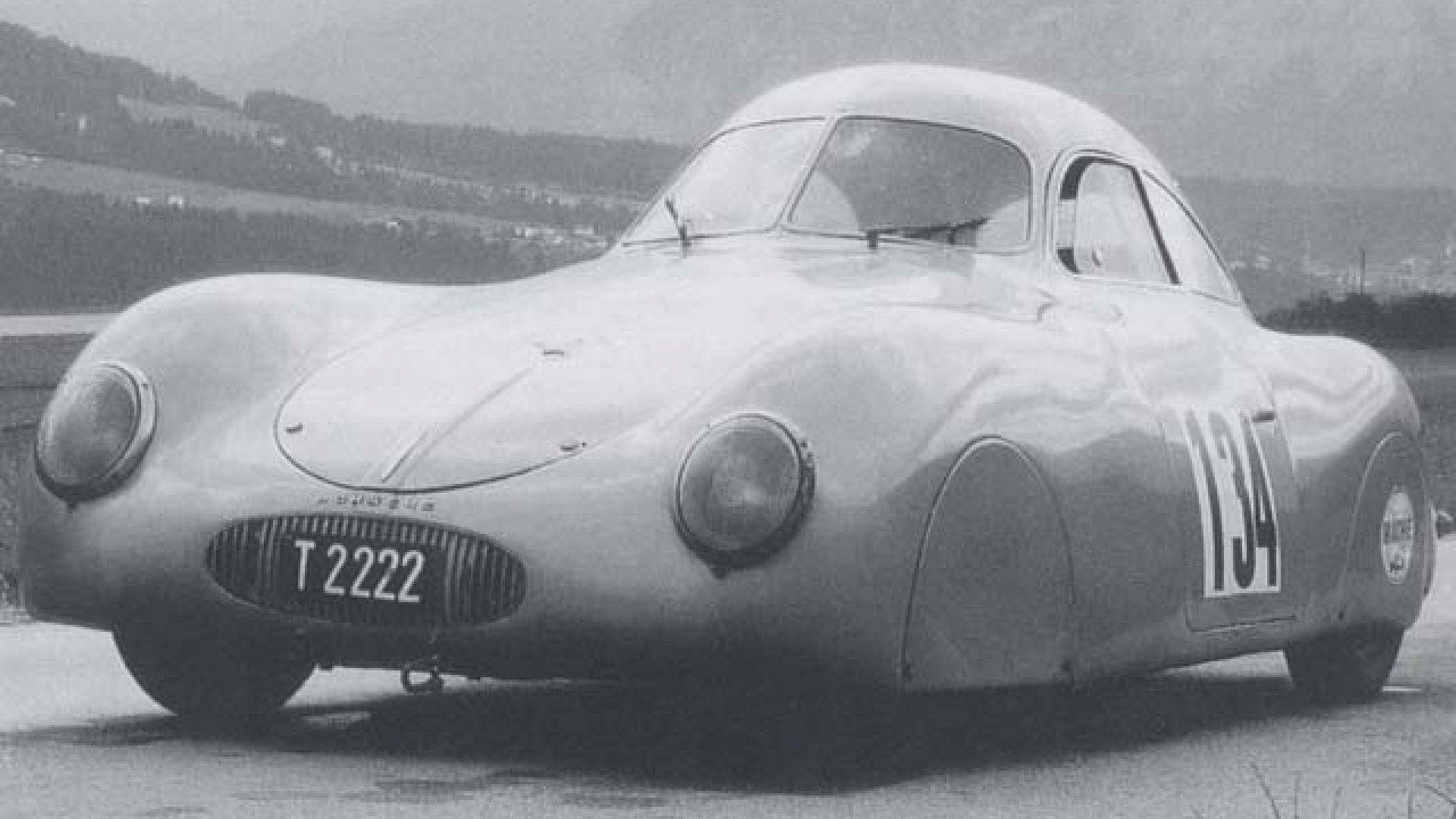 Porsche 114