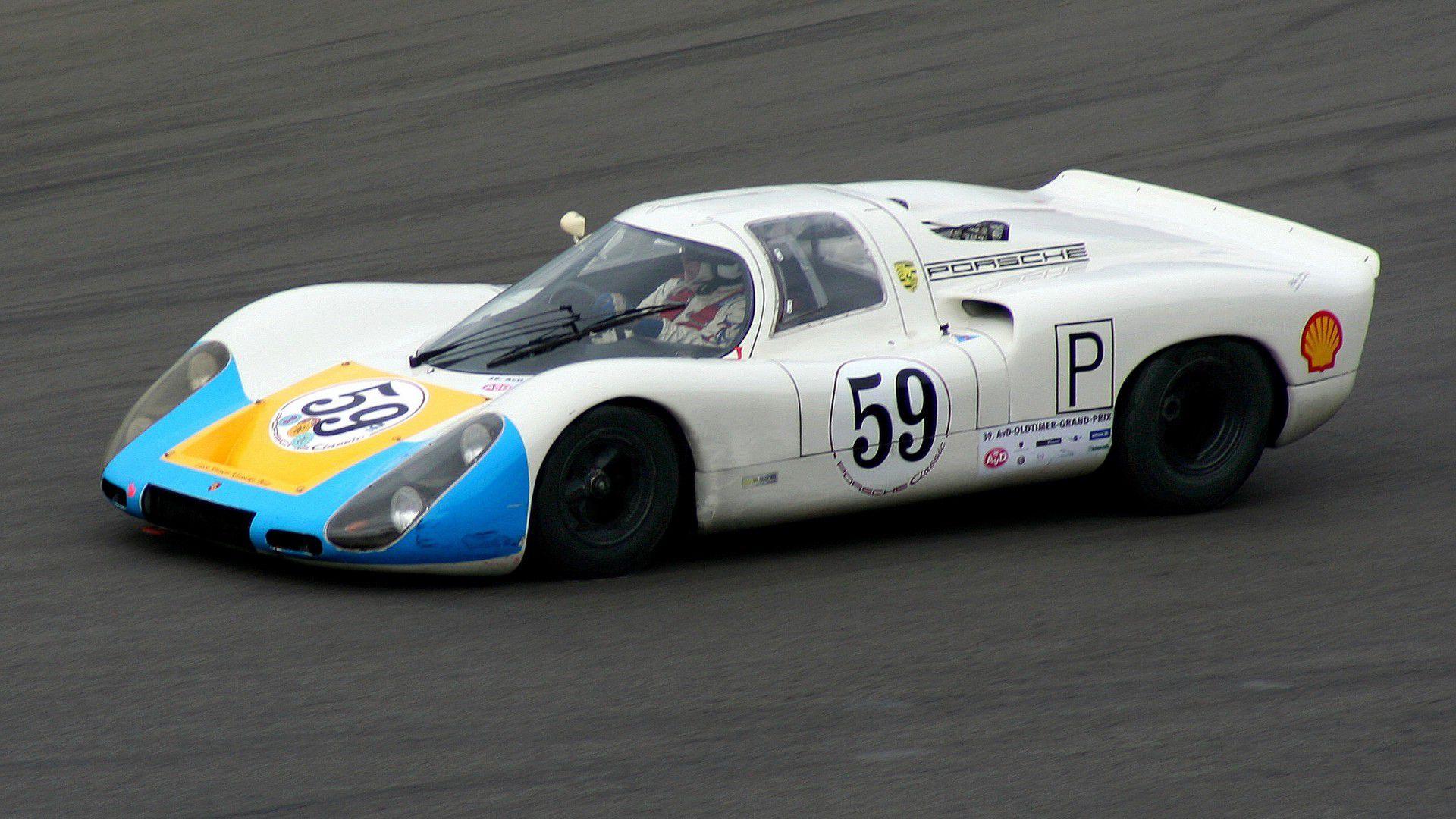 Porsche 907 187 Definitive List Cars
