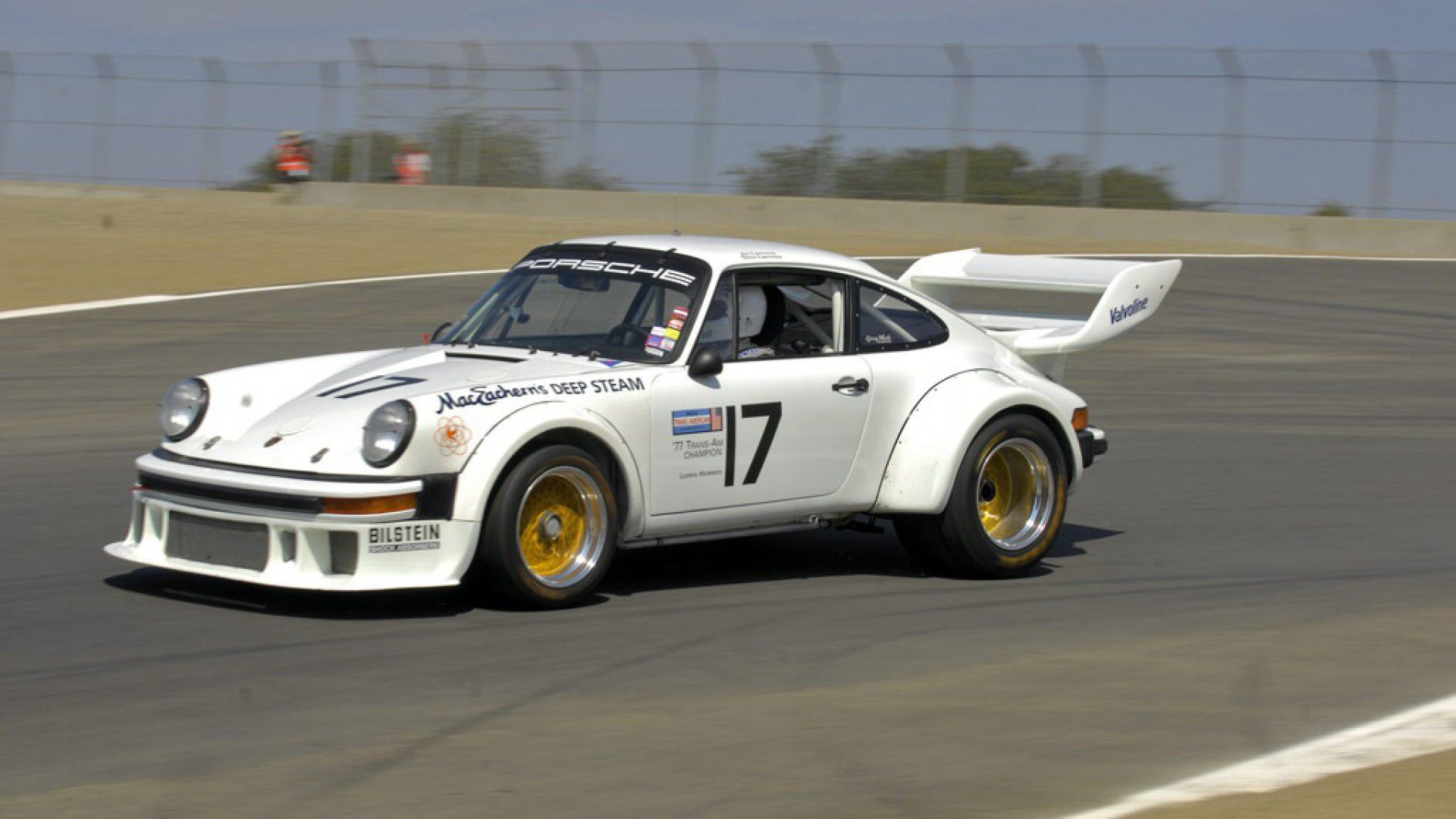 Porsche 934 187 Definitive List Cars
