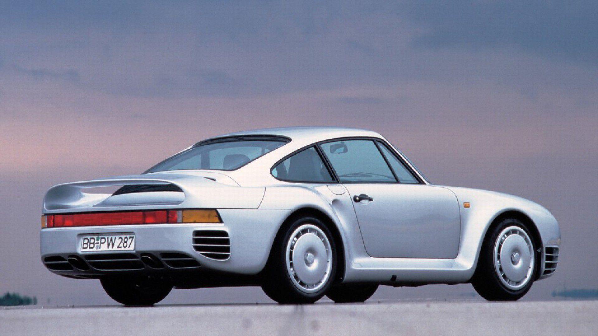 Porsche 969