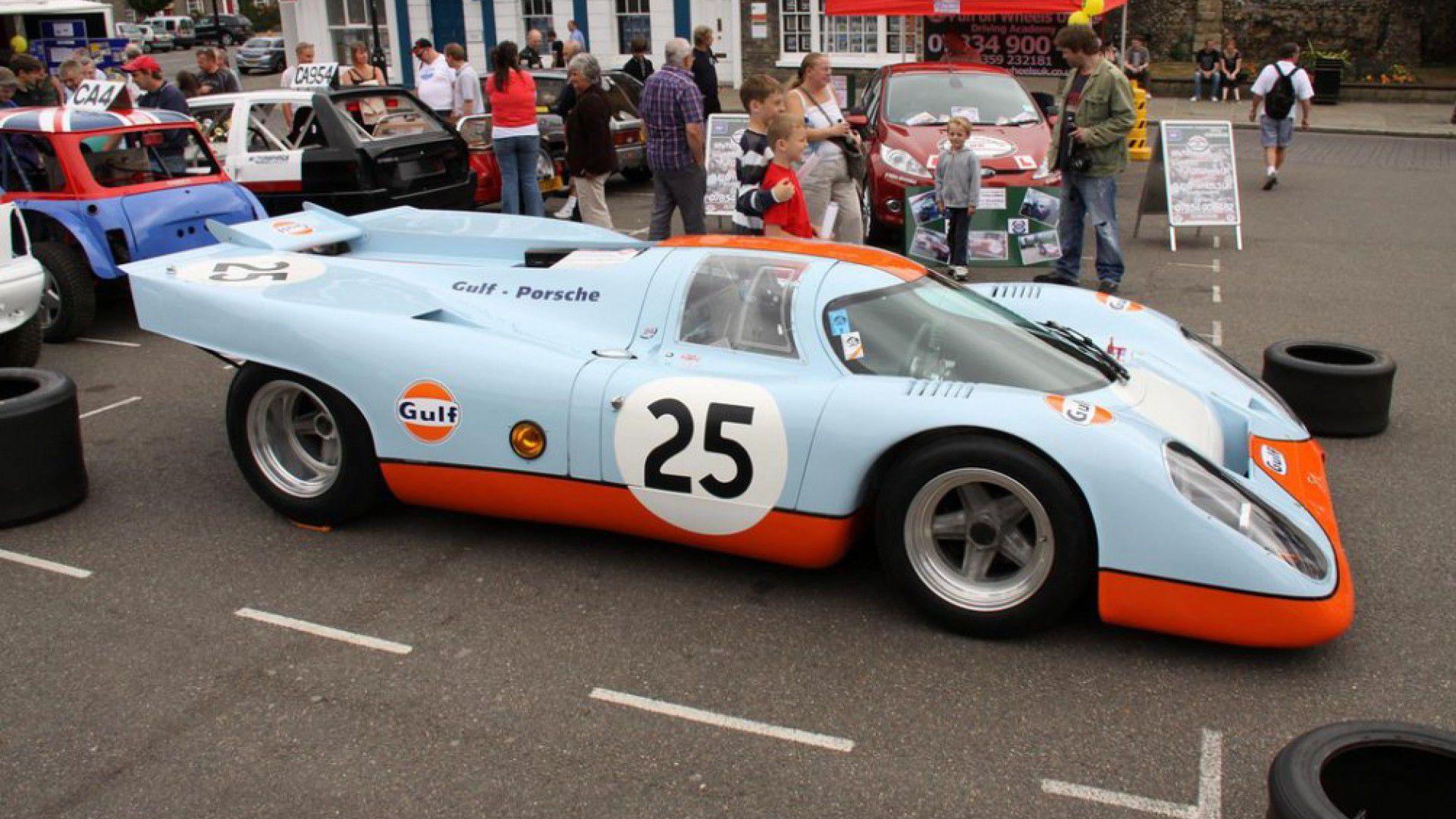 Porsche WSC-95/LMP1-98