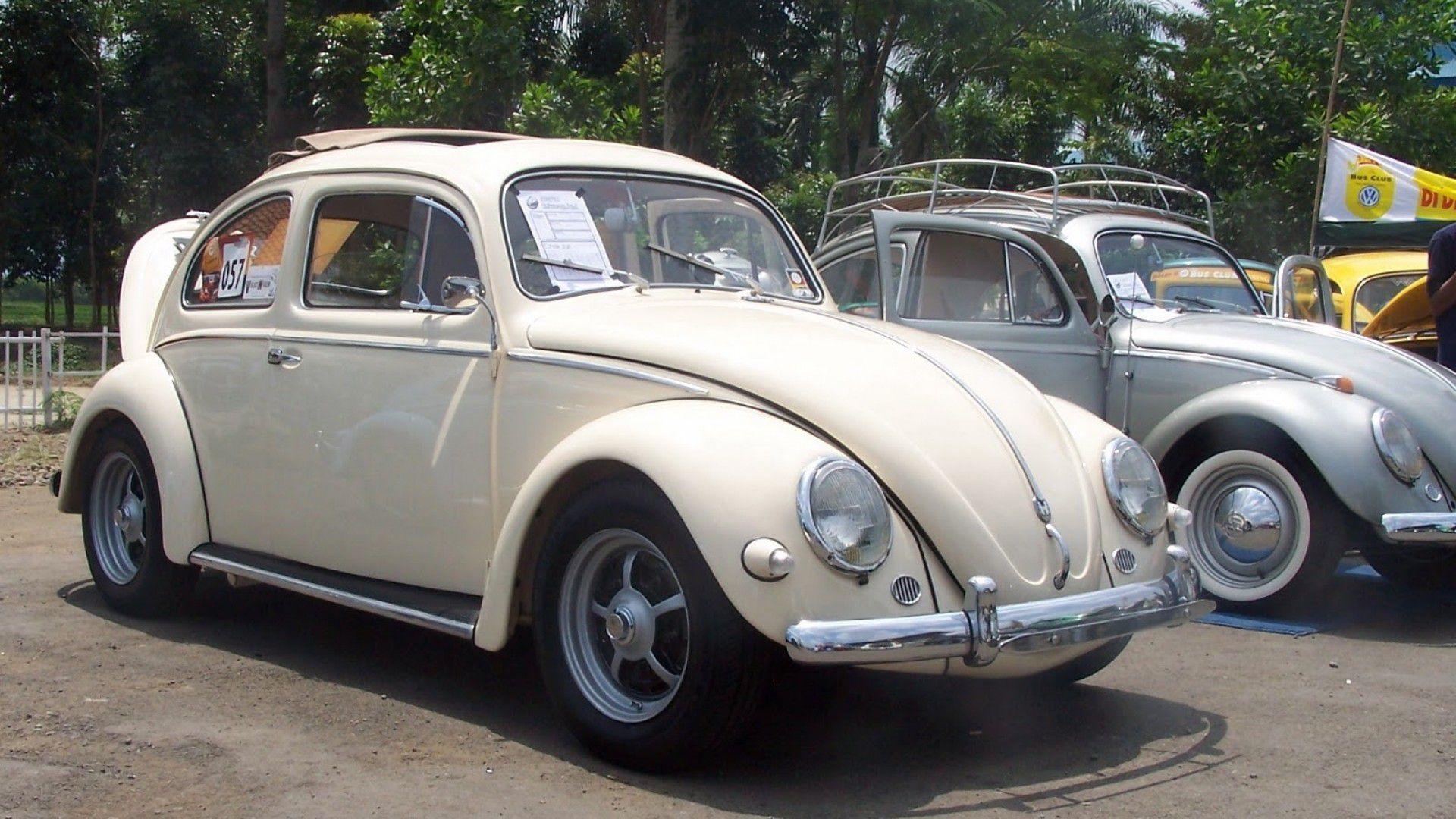 Volkswagen Beetle (VW Type 1)