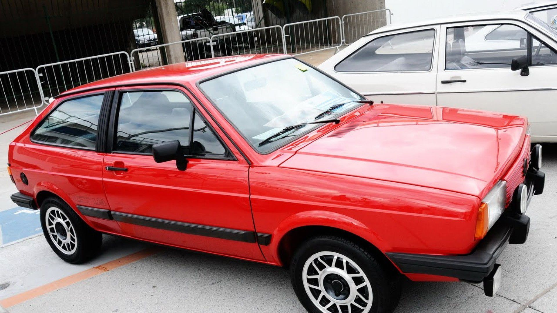 Volkswagen Gol G1 187 Definitive List Cars