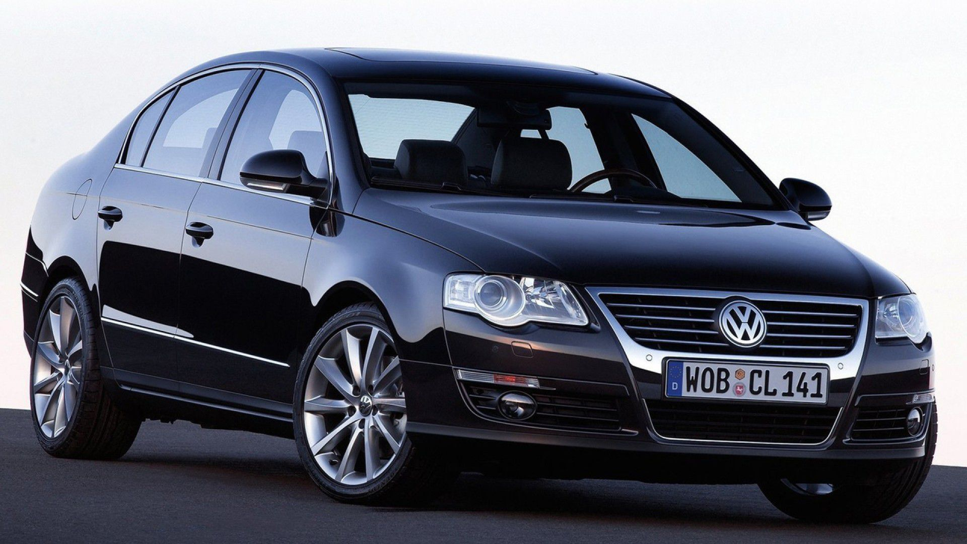 volkswagen passat b6 definitive list cars. Black Bedroom Furniture Sets. Home Design Ideas