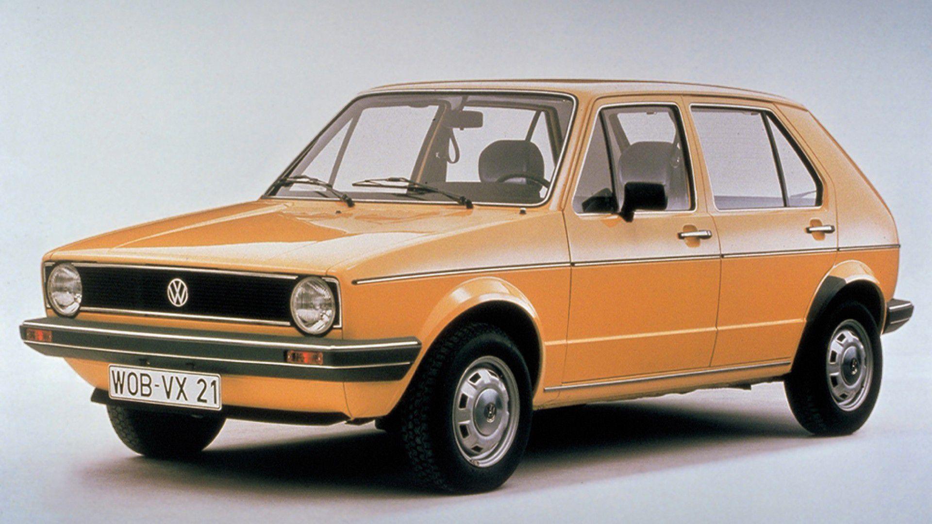 Volkswagen Polo Mk1 187 Definitive List Cars