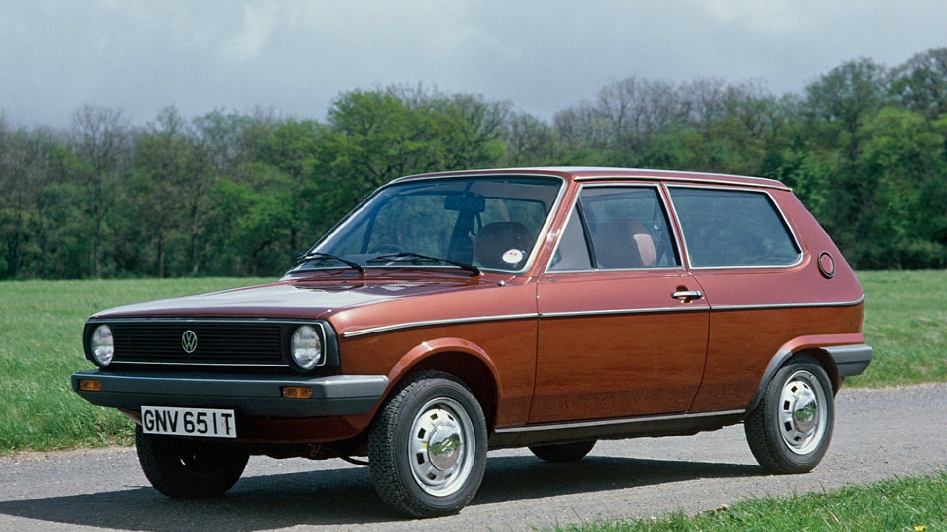 Volkswagen Polo Mk2 187 Definitive List Cars