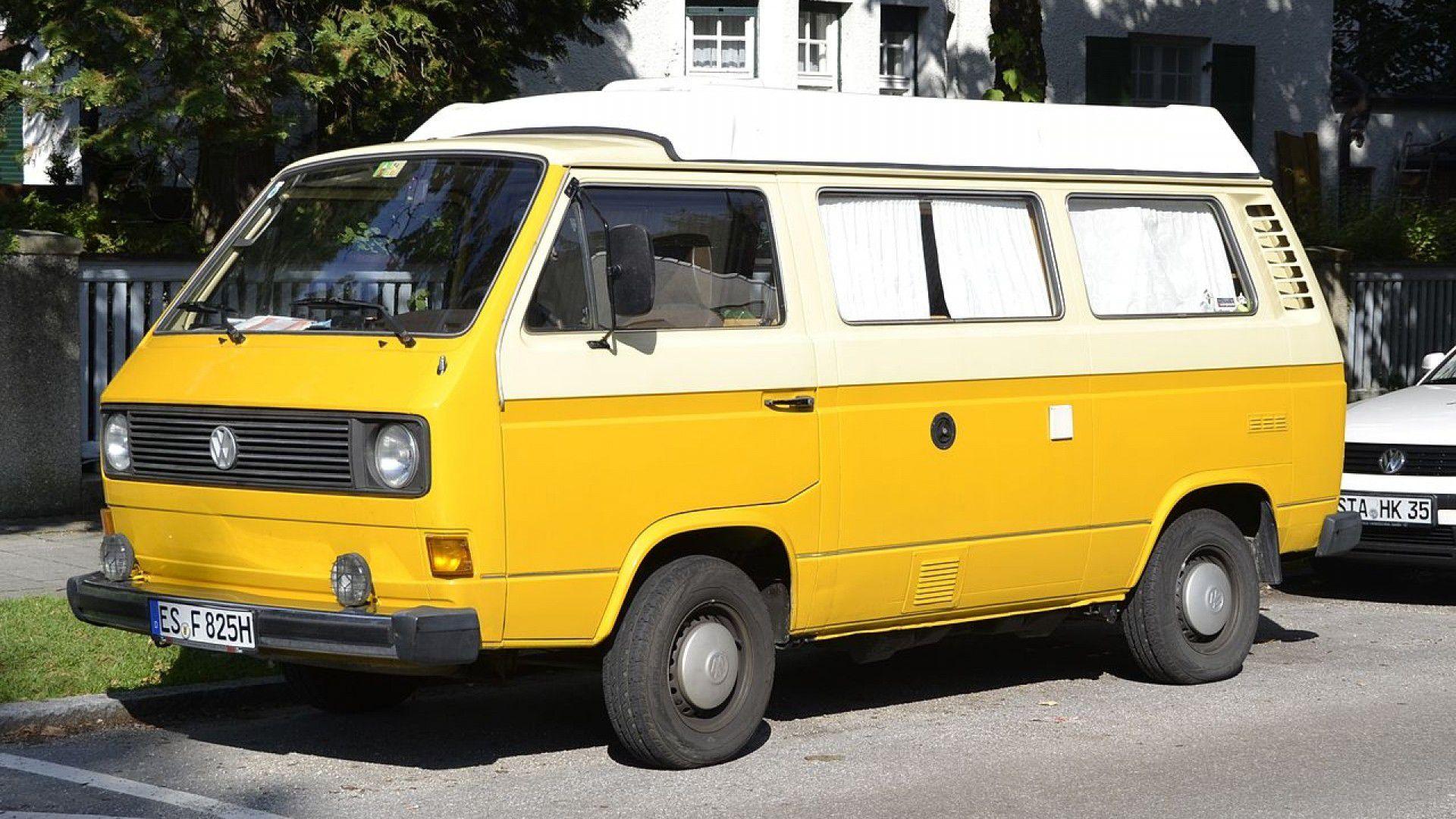 Volkswagen Type 2 T3